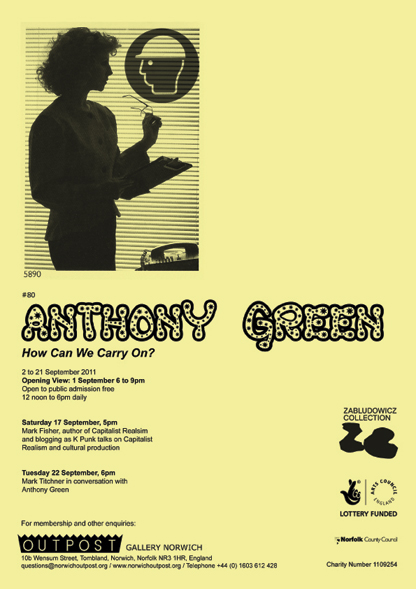 anthony green poster